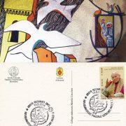 Giovanni Paolo II Cartolina 2